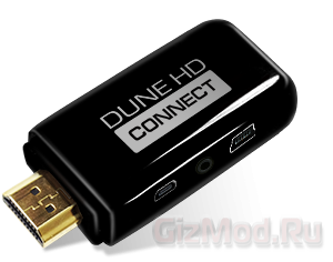 ����������� Full HD ������������� Dune HD Connect