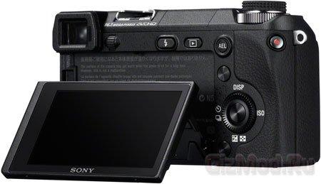 Беззеркалка Sony α NEX-6