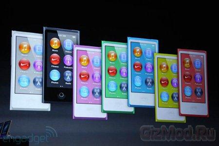 ������������ ����� iPod nano � touch