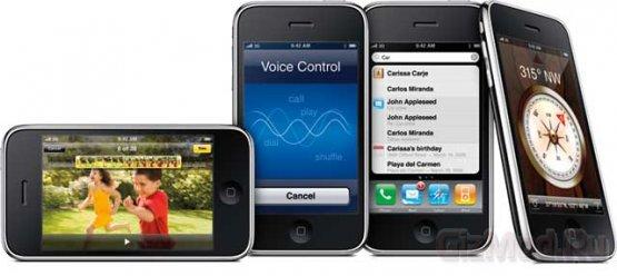 ������ iPhone 3GS ��������