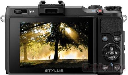 Olympus STYLUS XZ-2 с ценником в $600