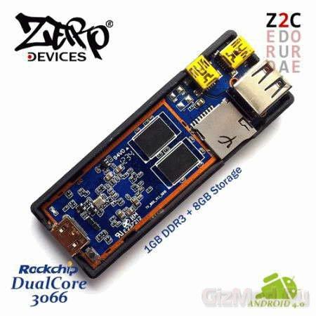 Мини-ПК Zero Devices Z2C
