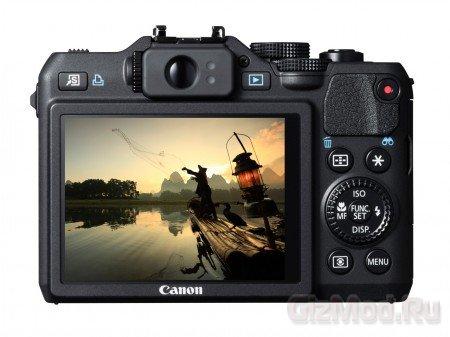 Новинки от Canon: PowerShot G15 и SX50 HS