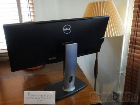 Dell готовит 29-дюймовый монитор U2913WM