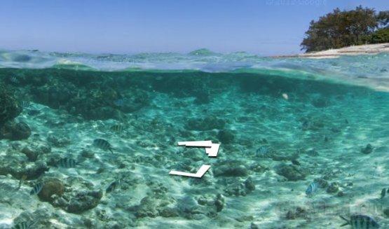 Подводные панорамы на Google Street View