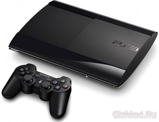 Обновленная PS3: сроки и цены