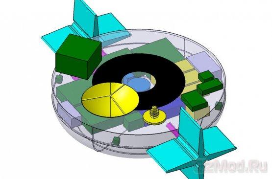Титан будут изучать плавающие роботы