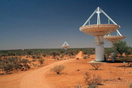 Проект телескопа ASKAP двинулся с места
