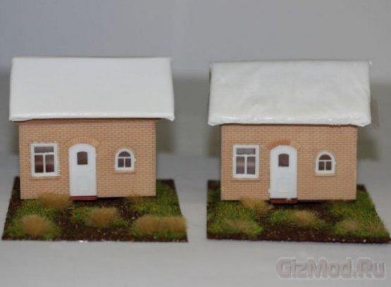 Швейцарские ученые придумали потеющий дом