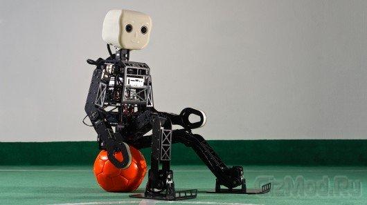 Робот для разработчиков NimbRo-OP