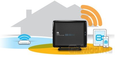 Мощный Wi-Fi-расширитель от Western Digital
