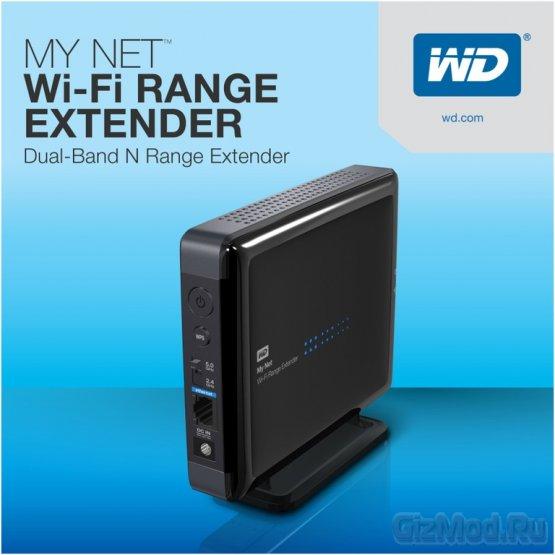 ������ Wi-Fi-����������� �� Western Digital
