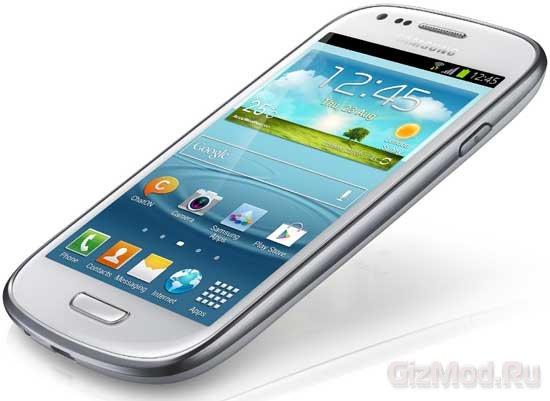 Galaxy S III mini - ����������� ��������