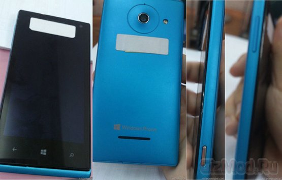 WP8 �������� Huawei Ascend W1