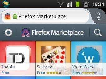 Android-приложения в интернет-магазине Mozilla