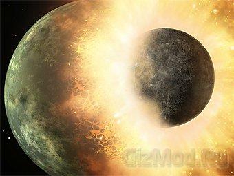Споры вокруг Луны