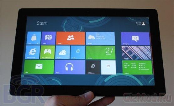 ����� ��������� ������ Windows 8