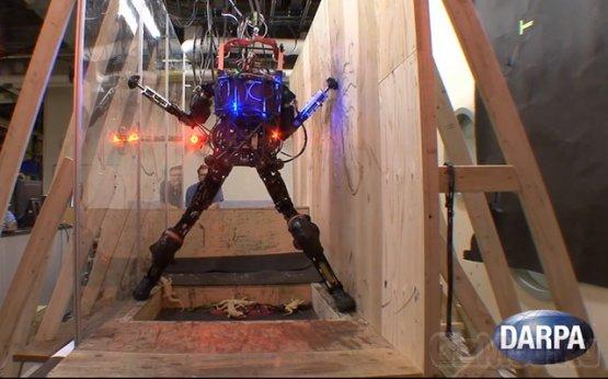 ����� Boston Dynamics ������������ ������� �����������