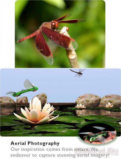 �����-�������� TechJet Dragonfly