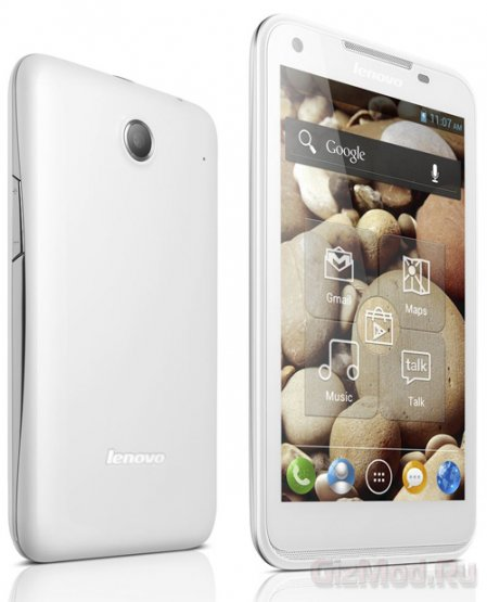 Двухсимники Lenovo IdeaPhone P700i и S880 в России