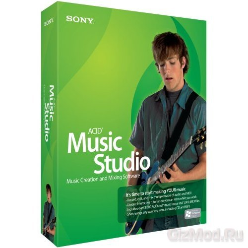 ACID Music Studio 9.0.37 - �������� ��������