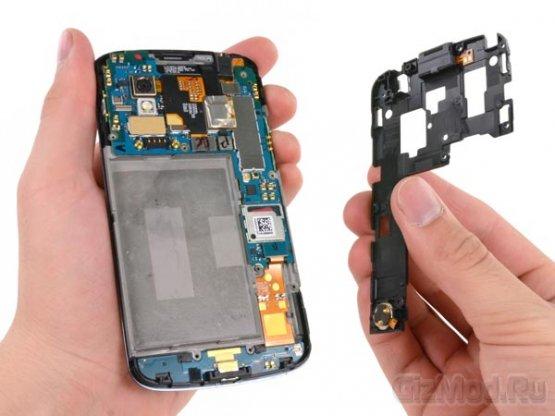 """Google Nexus 4 попал в """"лапы"""" iFixit"""