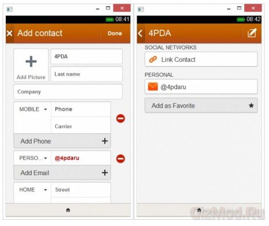Краткий обзор Mozilla Firefox OS