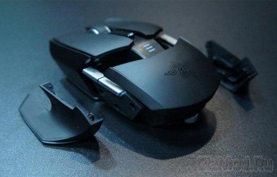 Геймерская мышь Razer Ouroboros поступила в продажу