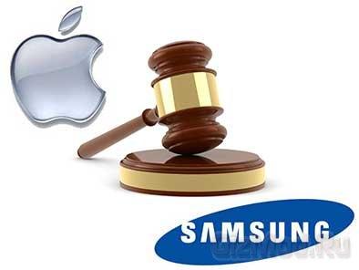Samsung хочет запретить iPhone 5