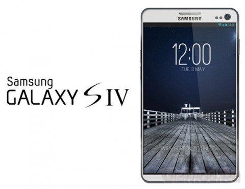 Новые слухи о Samsung Galaxy S IV