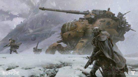 Создатели Halo затевают новую фантастику