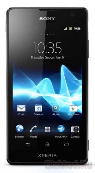 Sony Xperia TX поступит в продажу в России в декабре