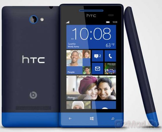 Windows Phone 8S �� HTC � ������ 10 �������