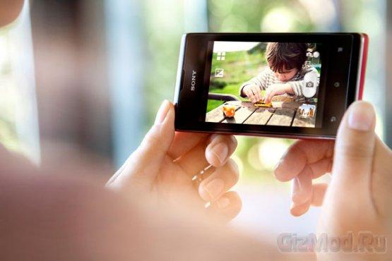 ��������� ��������� Sony Xperia E � Xperia E dual