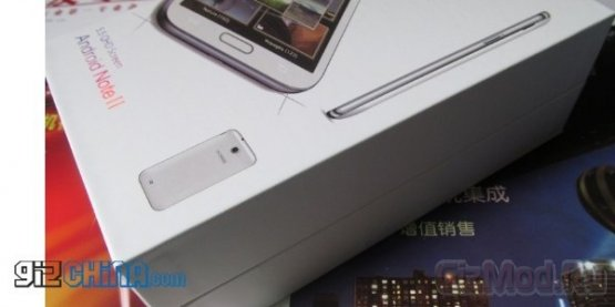 Galaxy Note II успешно клонирован