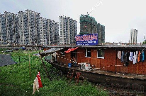 Китайская промышленность пойдет на спад