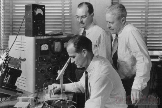Транзистору исполнилось 65 лет