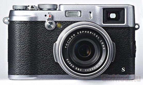 Ретро-фотоаппараты X20 и X100s в исполнении Fujifilm