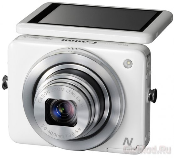 """Камера """"нового типа"""" Canon PowerShot N"""