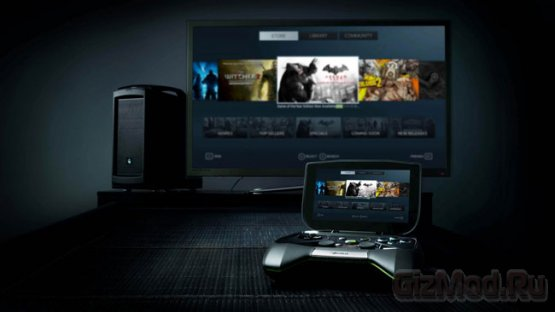 ��������� ������� NVIDIA Project Shield �� �� Android