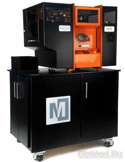 Mcor покажет полноцветный 3D-принтер