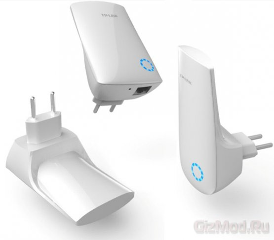 Расширитель сети WiFi TP-LINK TL-WA850RE