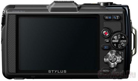 Экстремально водостойкая камера Olympus TG-2 iHS