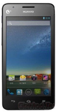 """Huawei Ascend G520: 4 ядра, 4,5"""" экран, не дорого"""
