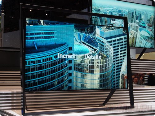 ������ ��������� �� 4k ��������� UHDTV S9