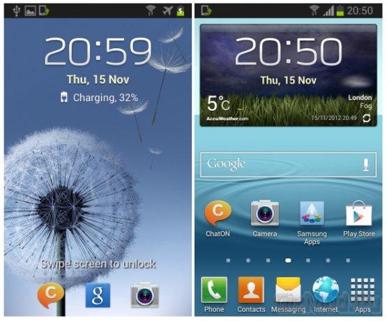 Samsung Galaxy S II обновляется до Jelly Bean