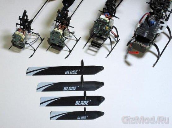 Blade MCPX BL - ваш любимый вертолет