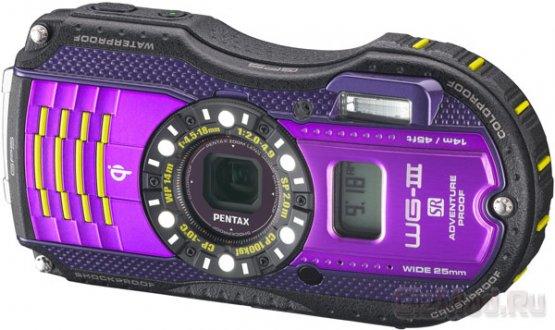 """""""�����������"""" ������ Pentax WG-3 � WG-3 GPS"""