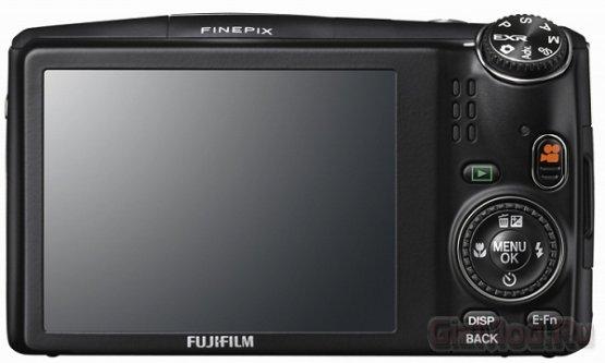 ���������� ��������� Fujifilm FinePix F900EXR