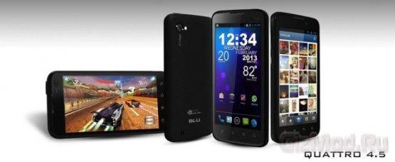 ��� ��������� BLU Products �� ��������� Tegra 3
